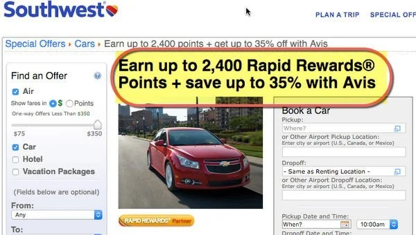 Can You Apply For Different Versions Of The Chase Southwest Card And Still Get The Bonuses