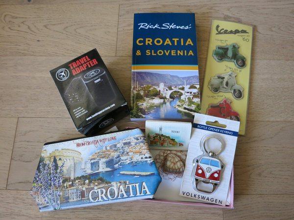 Captivating Croatia Giveaway Winner