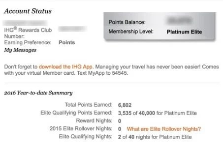 How To Get Free Hilton Diamond Status With The IHG Card