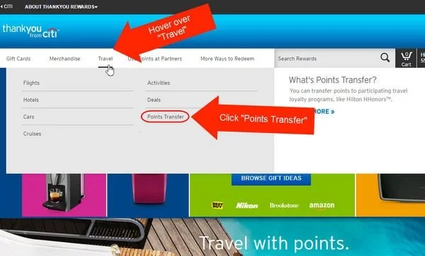 How To Use AMEX Citi Starwood Points For Cheap Award Flights To Europe
