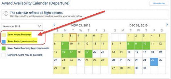 New United.com Award Calendar Design How To Navigate It