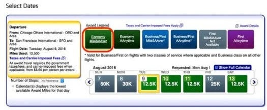 Save Up To 7,500 American Airlines Miles On Round Trip Flights To Select Cities