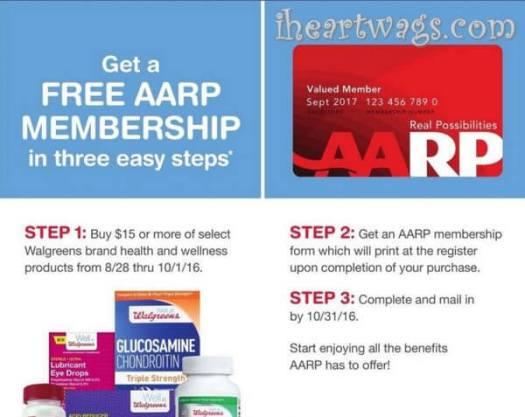 Free Aarp Membership 2016