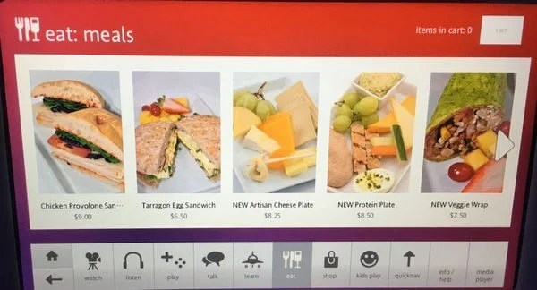 Virgin America Review