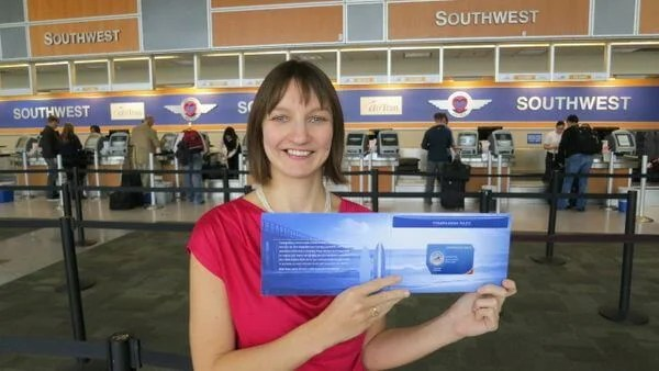 You Can Earn the Southwest Companion Pass With Starwood Points!