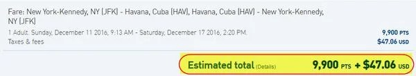 Now Book JetBlue Flights To Cuba Fares Start At 134 Round Trip