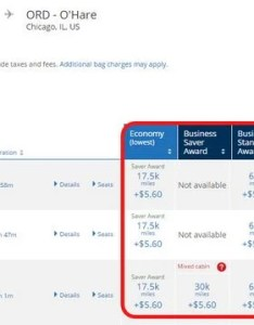 How to use the united airlines award chart also million mile secrets rh millionmilesecrets