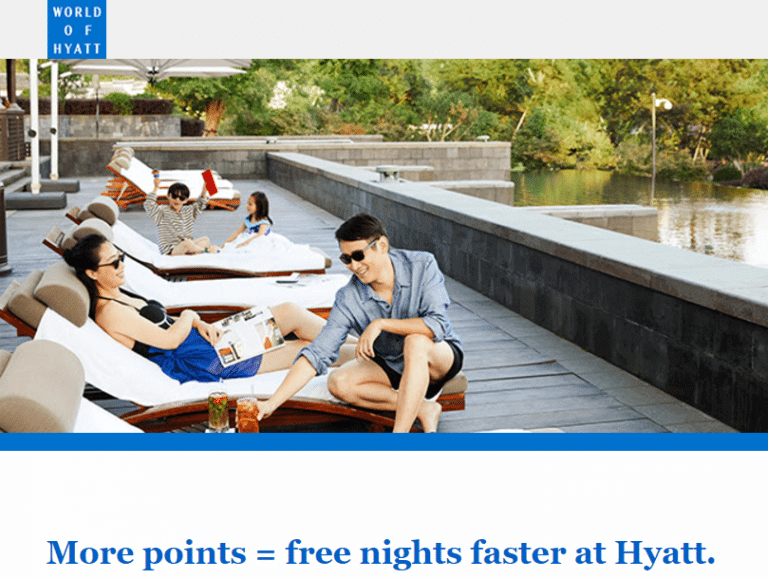 Targeted:  Get a 40% Bonus When You Buy These Hotel Points!