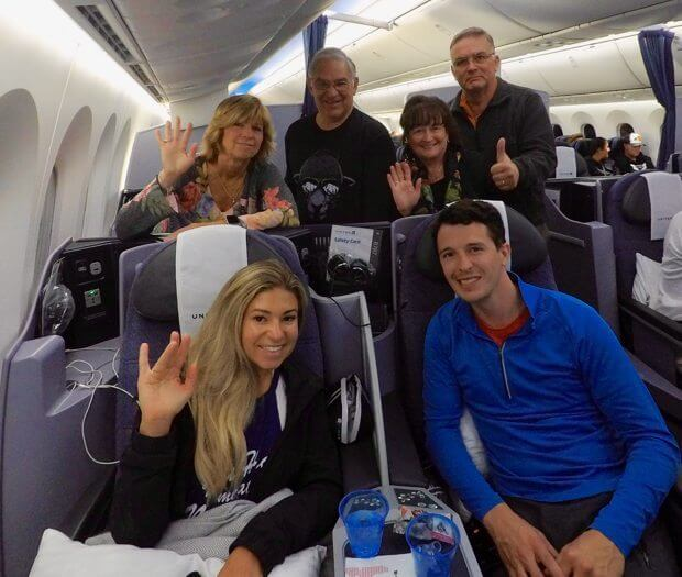 """""""SIX Business Class Flights From Australia Worth $45,000 for Only $540! Here's How I Did It!"""""""
