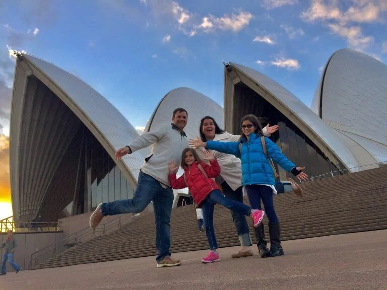 This Family Spent 25 Days In Fiji Australia Hotel Points Saved Them 4000 On Lodging