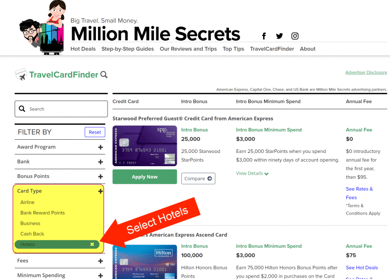 EVERYTHING You Need To Know About Our New TravelCardFinder Tool