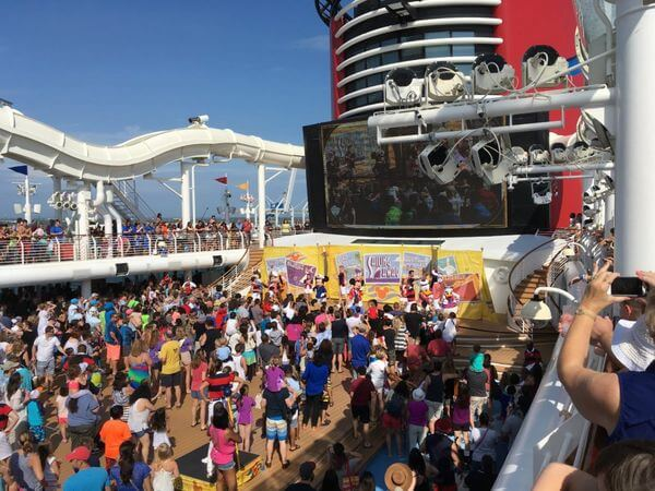 Take The Disney Cruise Youve Always Wanted With These Cards