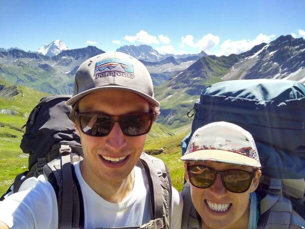 Off the Beaten Path: How Emily & Ian Used Miles & Points to Take a 100-Mile European Trek!