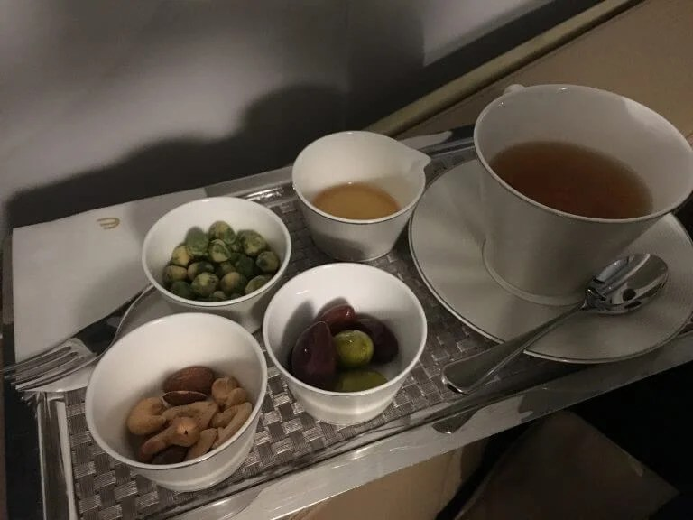 Etihad First Class Review