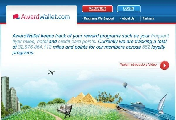 Why You Should Use Award Wallet to Track Your Miles