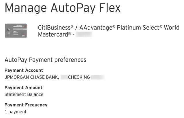Citi Credit Card Autopay | Applydocoument co