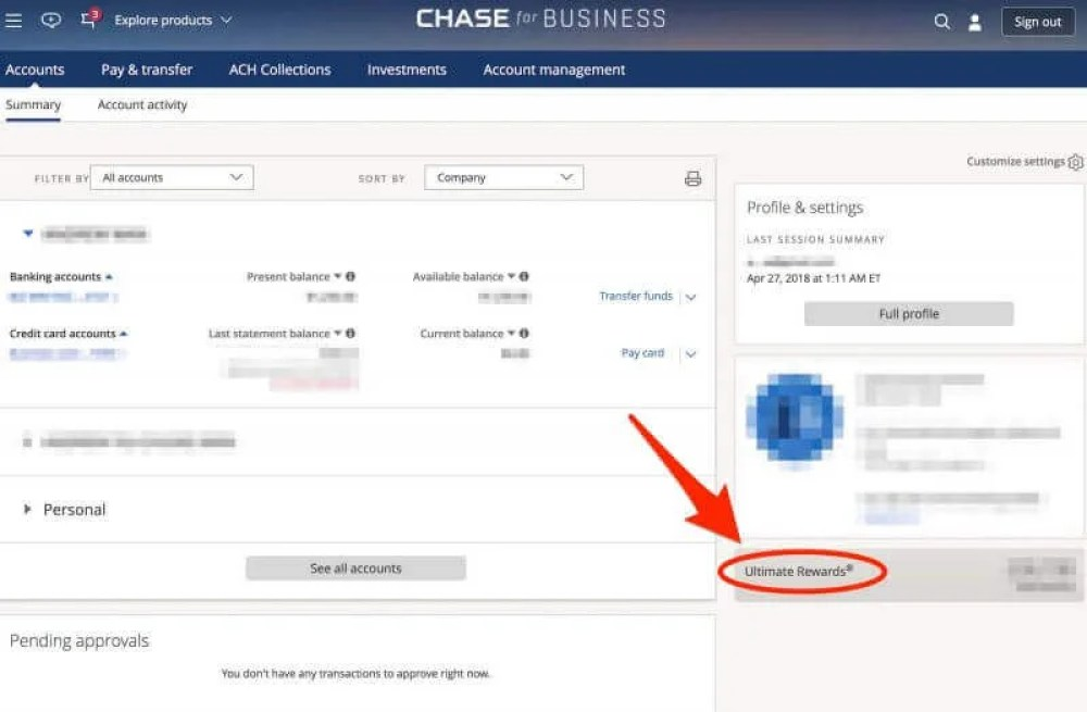 Can You Transfer Chase Ultimate Rewards Points Between Family Members Accounts