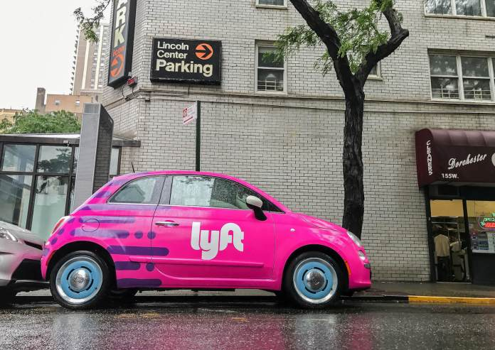 Chase cards set to earn more for Lyft rides
