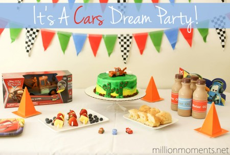 A Cars Dream Party