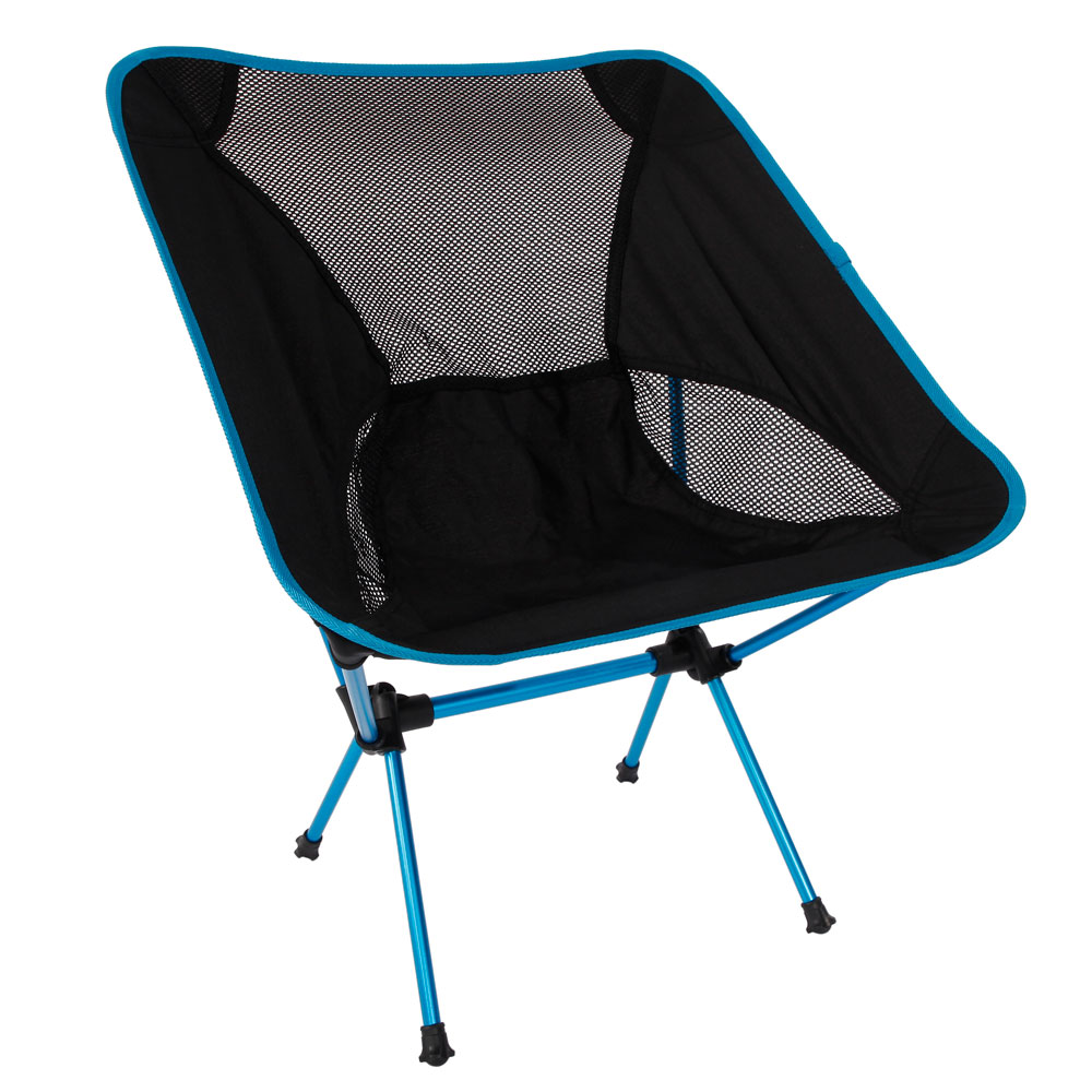 New Camping Fishing Chair Seat Backpack Folding Chair