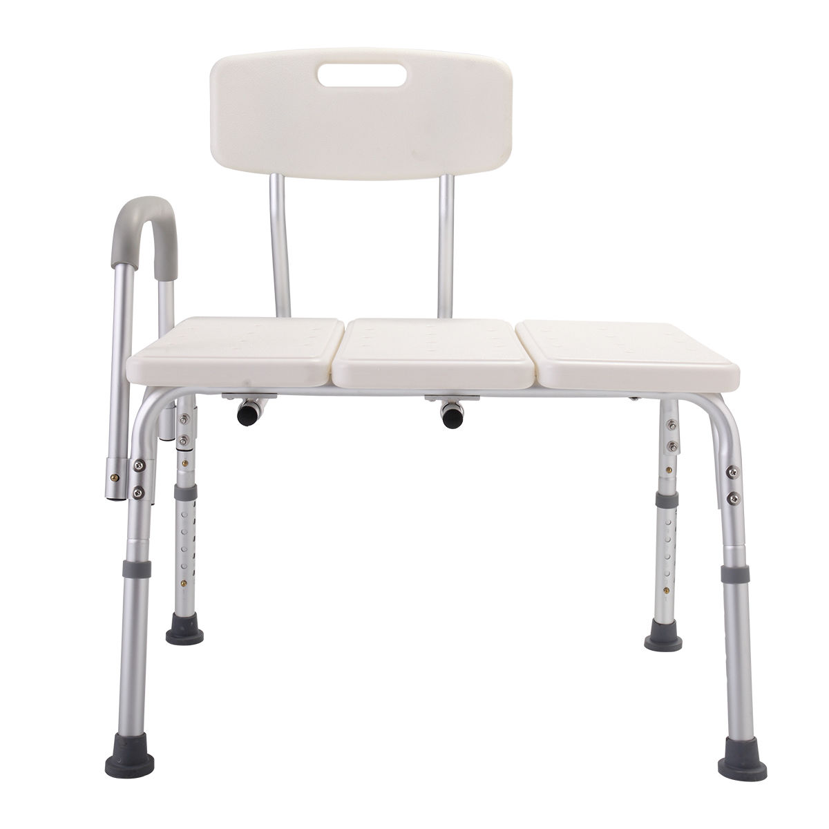 difference between shower chair and tub transfer bench alps camp medical height adjustable bath with arms