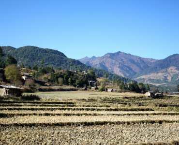 Tang Valley, Bhutan