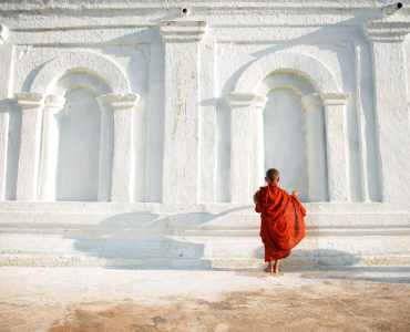 Buddhist Monks, Burma (Myanmar)