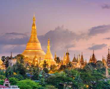 Shwedagon Pagoda - Burma Luxury Holidays