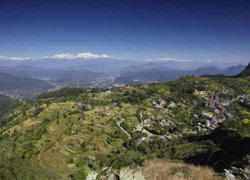 Central Nepal   Luxury Treks, Tours and Holidays to Nepal   Millis Potter