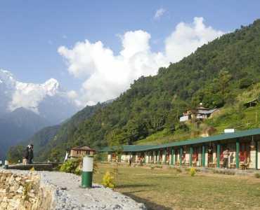 La Bee Lodge, Annapurna, Nepal