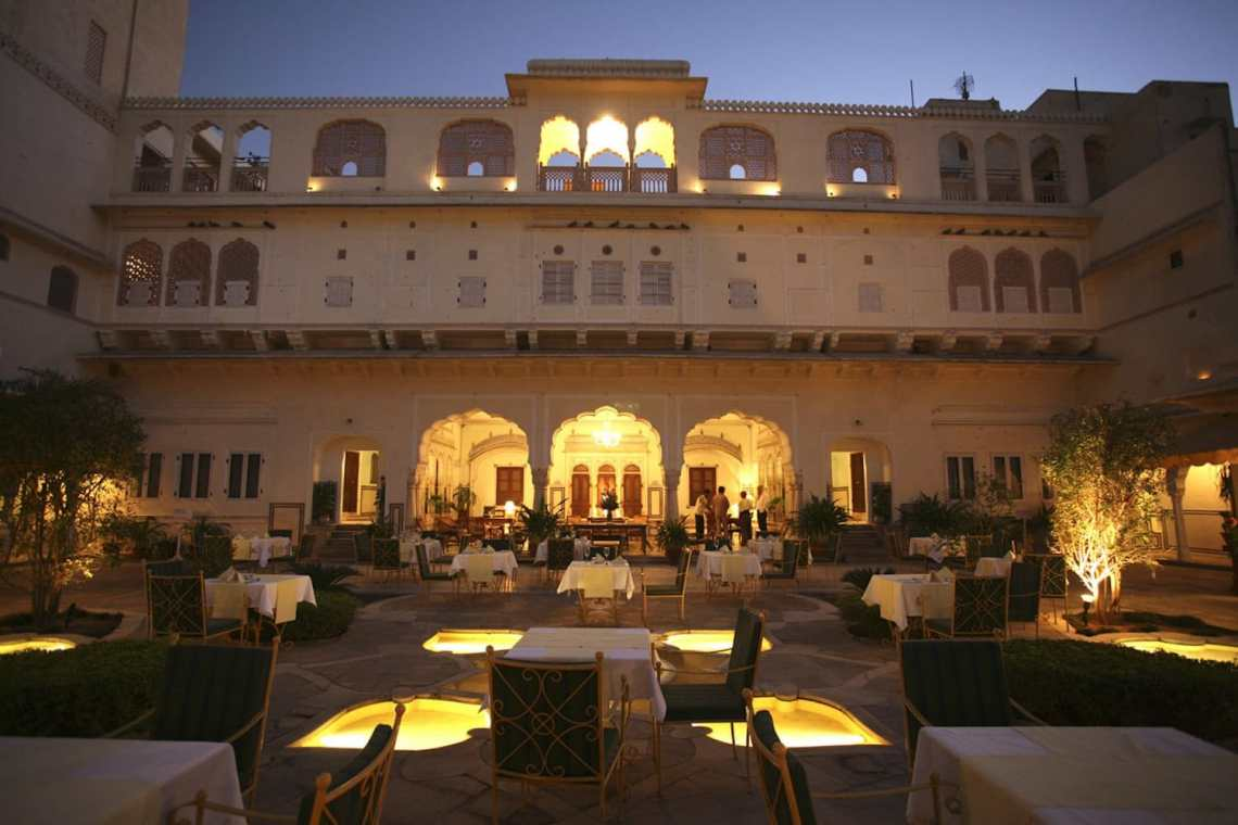 Samode Haveli, Jaipur, India