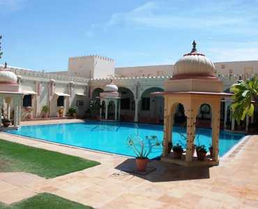 Rohetgarh, Rajasthan, India