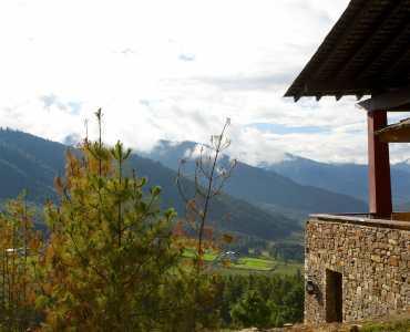 Gangtey Goenpa Lodge   Luxury Hotels in Bhutan   Millis Potter Travel