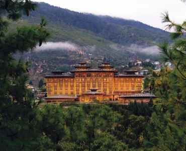 Taj Tashi, Thimphu | Luxury Hotels in Bhutan | Millis Potter Travel