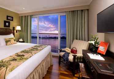 Myanmar - The Strand Cruise - Cabin II