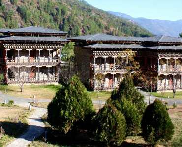 Zhiwa Ling, Paro, Bhutan | Bhutanese Hotels | Millis Potter