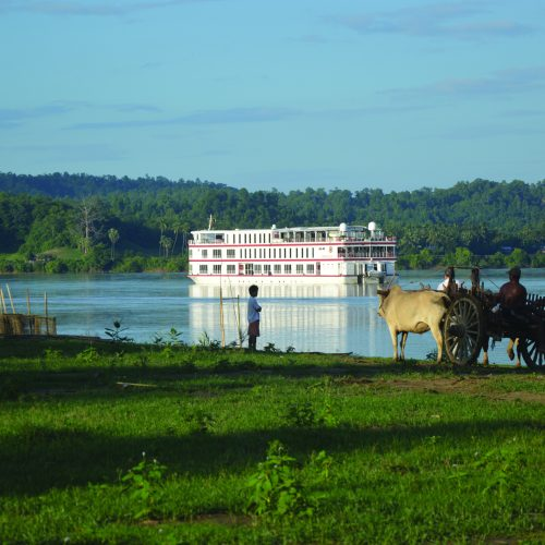 Belmond Orcaella, Irrawaddy, Cindwin | Luxury Ships and River Cruises in Burma