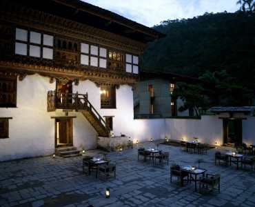 Amankora Punakha, Bhutan | Luxury Hotels | Millis Potter