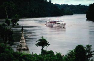Road to Mandalay, Irrawaddy, Burma