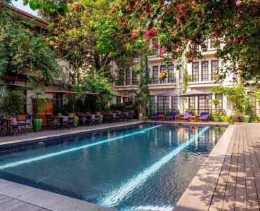 Savoy Hotel, Burma, Yangon - Luxury Holidays and Tours to Burma