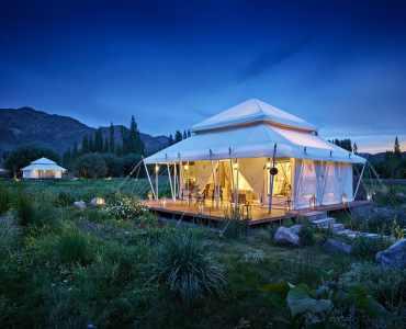 Ultimate Travelling Camp, Ladakh, India | Luxury Tented Camp | Millis Potter