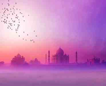 Luxury India Holidays and Tours, Taj Mahal, Agra, India