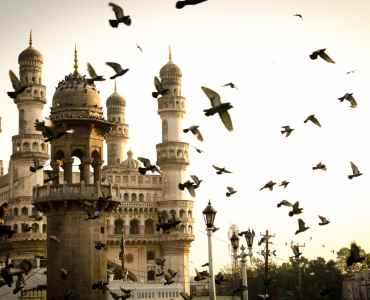 View of charminar, Hyderabad. India