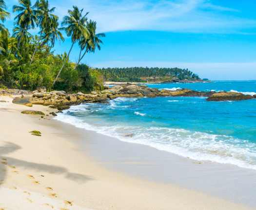 Sri Lanka south coast