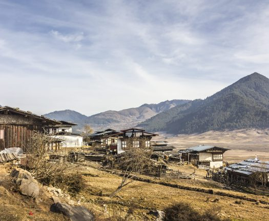 Phobjikha Valley, Gangtey, Bhutan | Tailor-made Holidays to Bhutan | Millis Potter Travel
