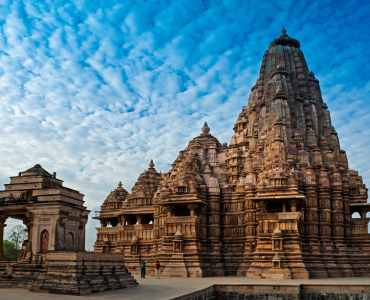 Chandela Temples, Khajuraho, India
