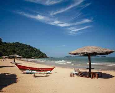 East Coast Beach off Trincomalee