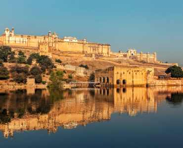 Amber Fort, Jaipur, Rajasthan, India