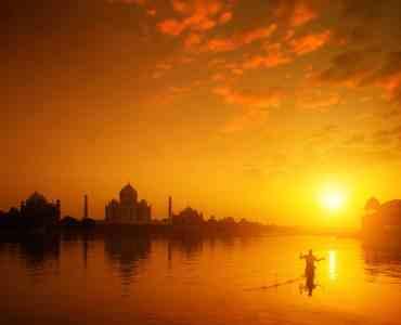 Taj Mahal, Agra, India, Mughal Heritage Walk