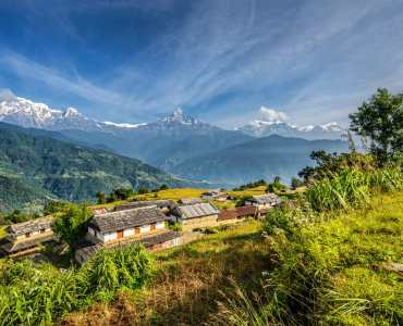 Annapurna Adventure Nepal